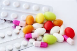capsules and medicines