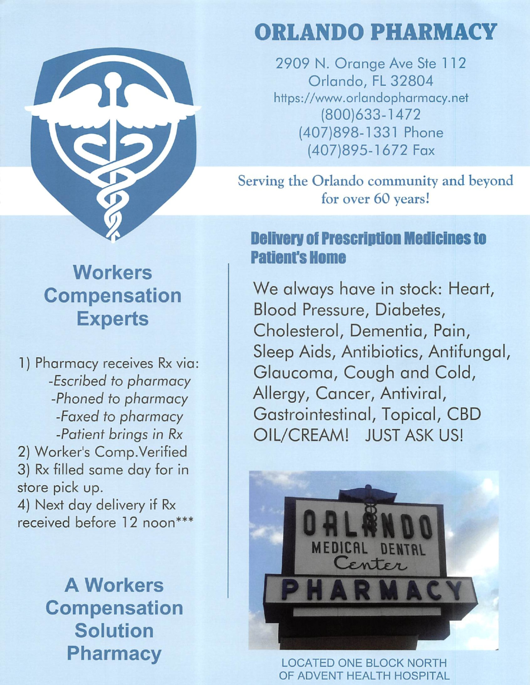 Workers Compensation Service
